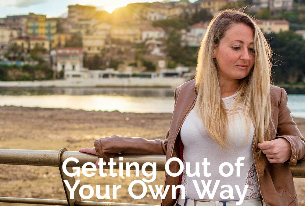 Free Course: Why can't I get out of my own way?